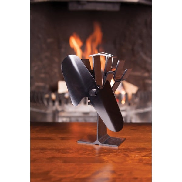 Heat Powered Stove Top Fans